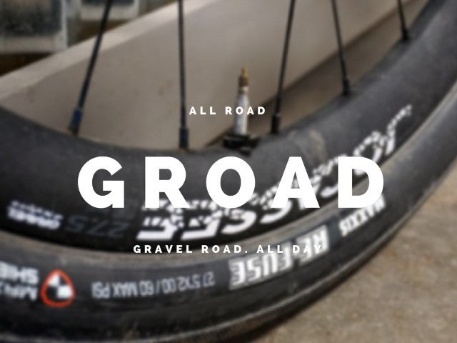 Gravel All Road - Aero Deep, Lightweight Carbon 650b Road Plus
