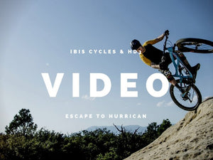 Escape to Hurricane - Ibis Cycles