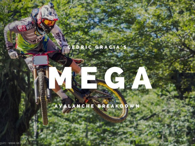 Megavalanche 2016 Breakdown with Cedric Gracia