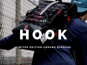 10th Edition Red Hook Crit - Limited Ed. Chrome Barrage