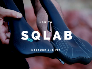 How to fit SQlab saddles