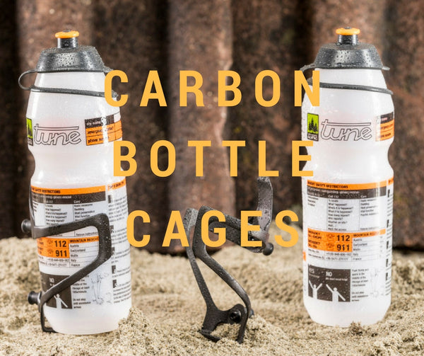 Carbon Bottle Cages