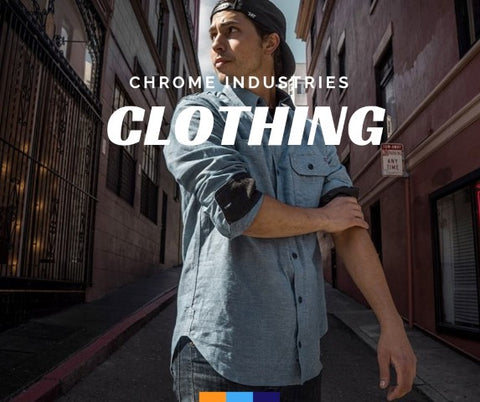 Chrome Industries Clothing