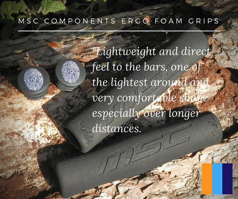 MSC Ergo Foam grips review
