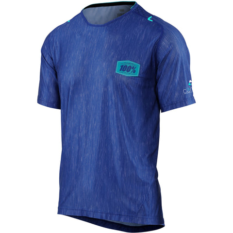 100% Celium Jersey - Blue Heather