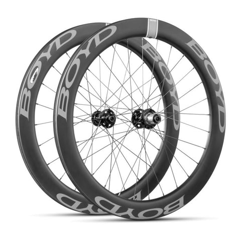 BOYD 60mm Carbon Disc wheelset