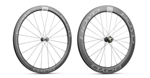 BOYD 44mm / 60mm Clincher Split Wheelset