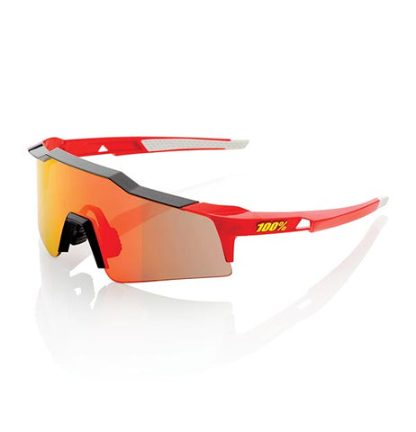 Speedcraft SL - Red / Red Mirror