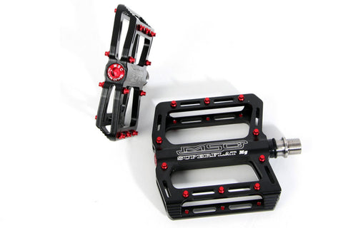 MSC Superflat Magnesium Pedals