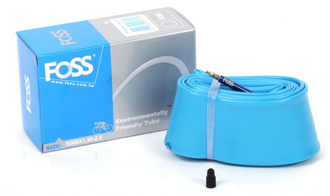 "FOSS 27.5"" x 1.95/2.50 Puncture Resistant Tube"