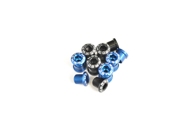 Chainring Bolts M8 x 8mm MTB and Road - 5units