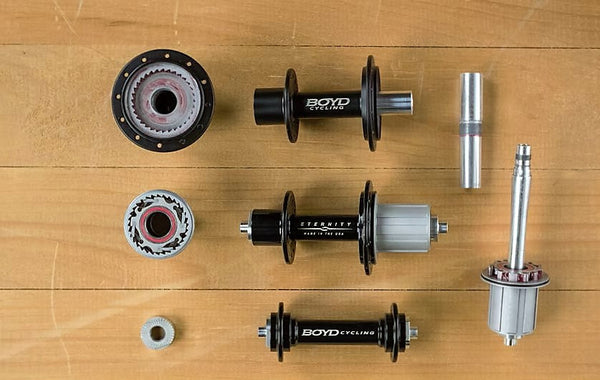 Boyd Eternity Road Hubs