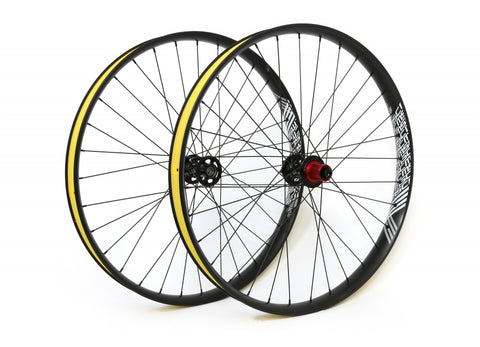 MSC 27.5 Fat Plus Aluminium Wheelset