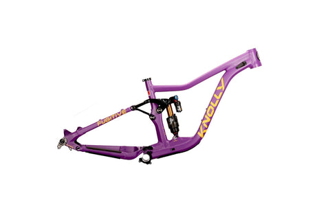 Knolly Fugitive Frameset V1.5