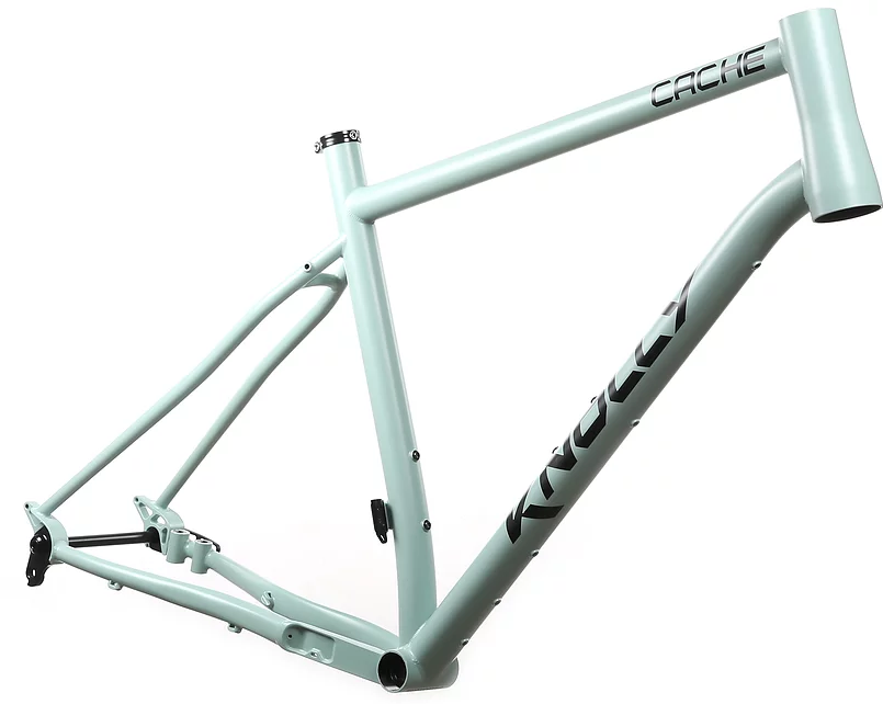 Knolly Cache Steel Frameset