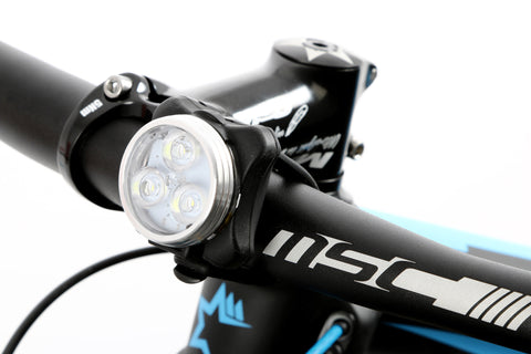 MSC Components Rechargeable 35 Lumen front light