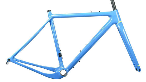 OPEN Cycles U.P Blue Frameset