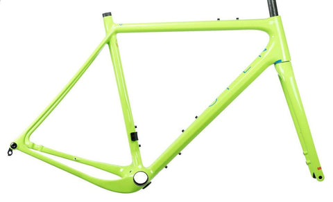 OPEN Cycles U.P Green Rolling Chassis