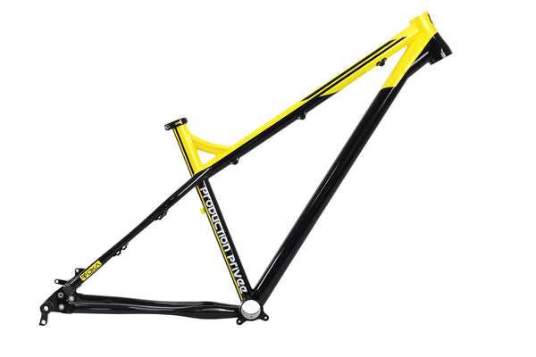 Production Privee OKA Yellow Hardtail