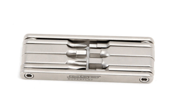 Superflat Micro Multi-Tool - 8 Function