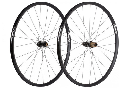 Syntace W25i 700c Gravel wheelset