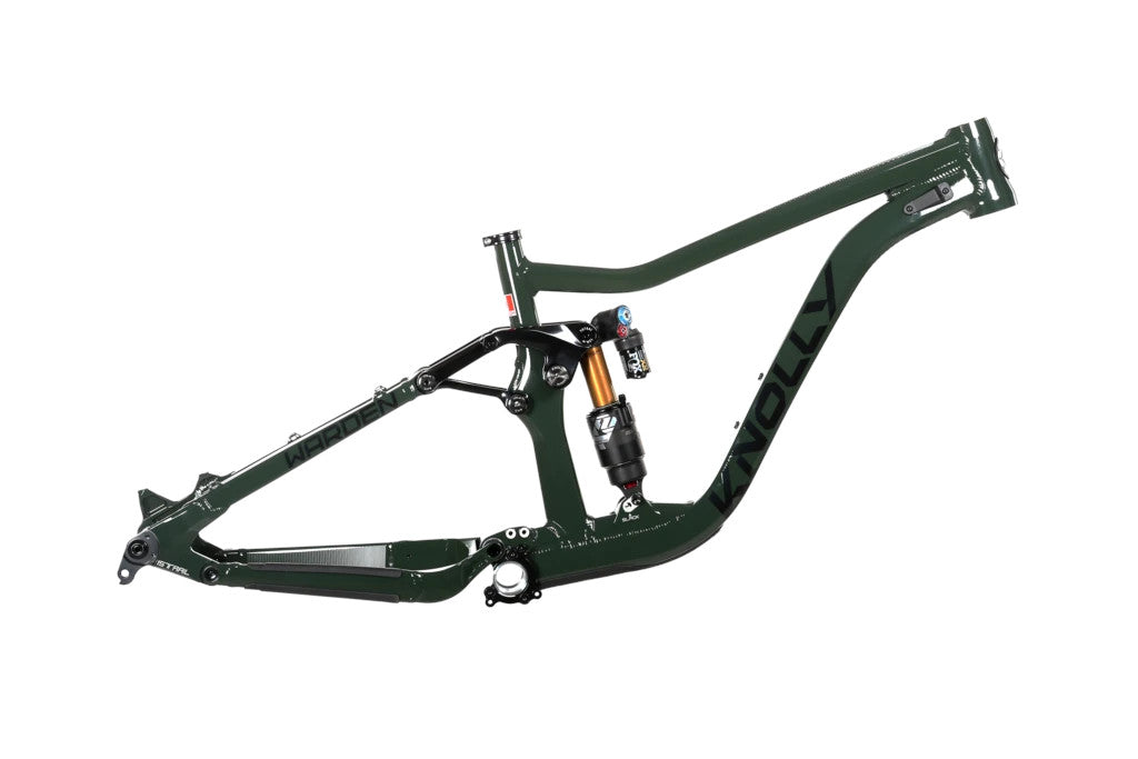 Knolly Warden Frameset