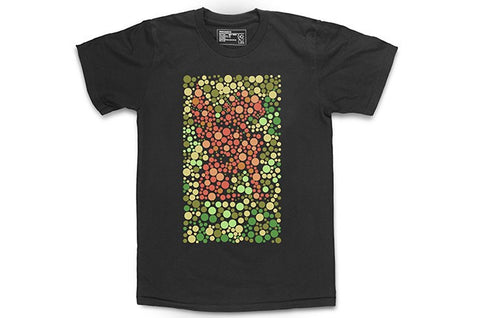 Chrome Color Blind Tester Tee