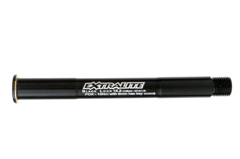 Extralite Blacklock Front 15mm axles