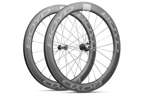 BOYD 60mm Carbon Clincher