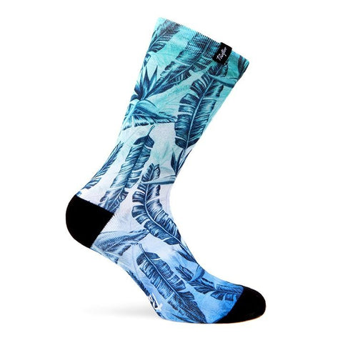 Pacific and Co Socks - Blue Banana