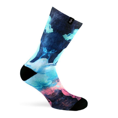 Pacific and Co Socks - Liquid Blue