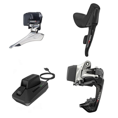 SRAM Red eTap 2x11 Hydro Standard Mount Upgrade Kit