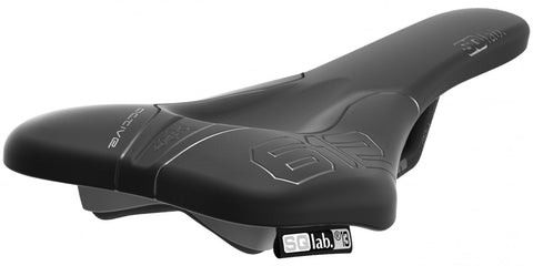 SQlab Ergowave 612 Active Carbon Road Saddle