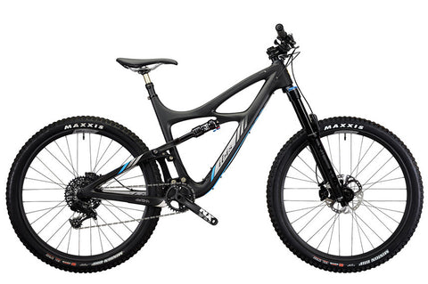 Ibis Mojo HD3 Special Blend 1x, Fox Transfer Post