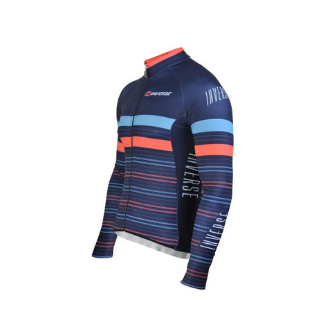 Inverse Race Long Sleeve Jersey