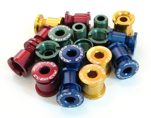 Chainring Bolts MTB M8 x 8.5mm 4units