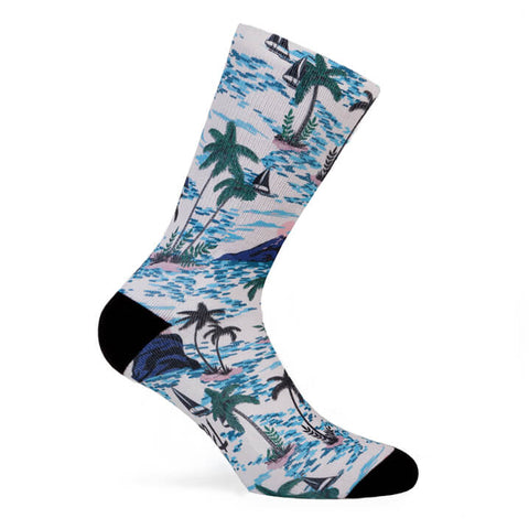Pacific and Co Socks - Aloha