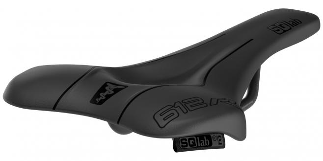 SQlab Ergowave 612r s-tube Saddle