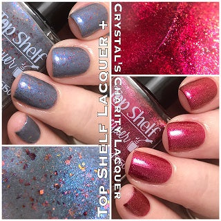 Crystal's Charity Lacquers