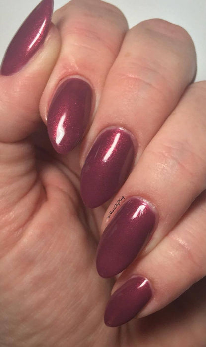 Call me a Cab-ernet, Facebook group custom (1 bottle) - Top Shelf Lacquer - 7