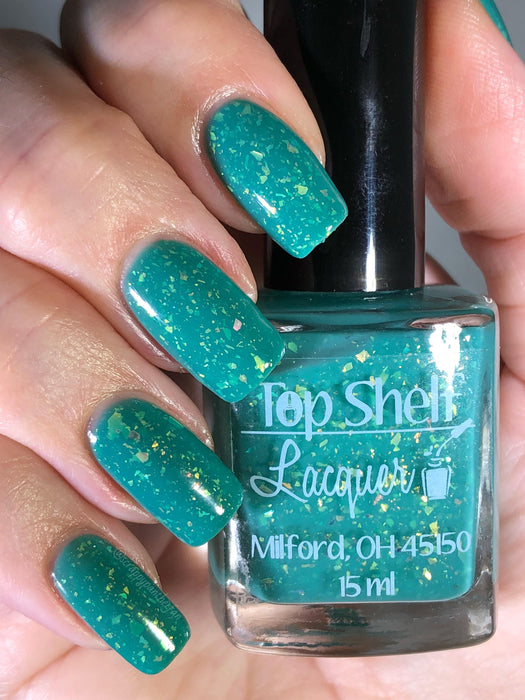 Dewdrop Dreams - Fantasmic Flakies Custom August 2018