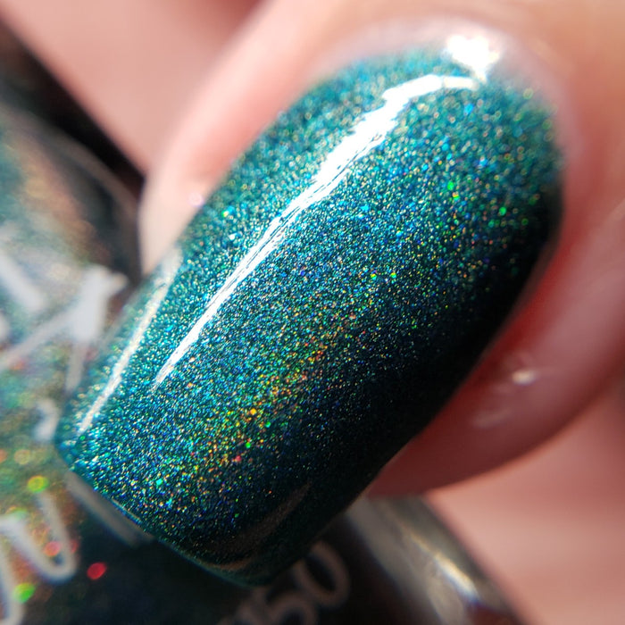 That's showbooze - (1 bottle) Fall Holo Fun, August 2019