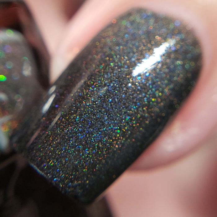 Back to the boozeics - (1 bottle) Fall Holo Fun, August 2019