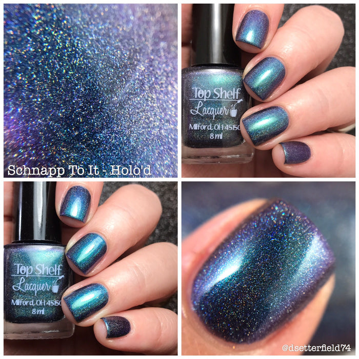Cocktail Fun - Mega Shifts - Holo'd - Collection, April 2017 (4 bottles)