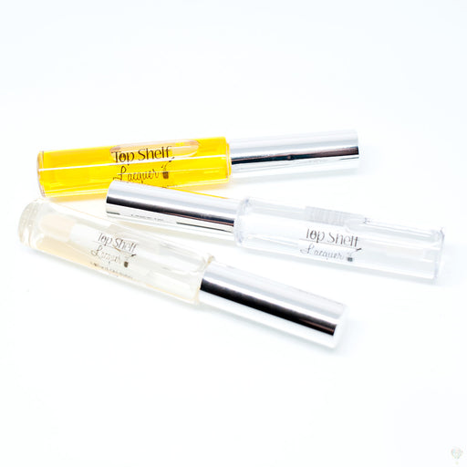Three pack - Almond, Peach & Pineaepple Scents (3 Doe Foot 8 ml Applicator Tubes)