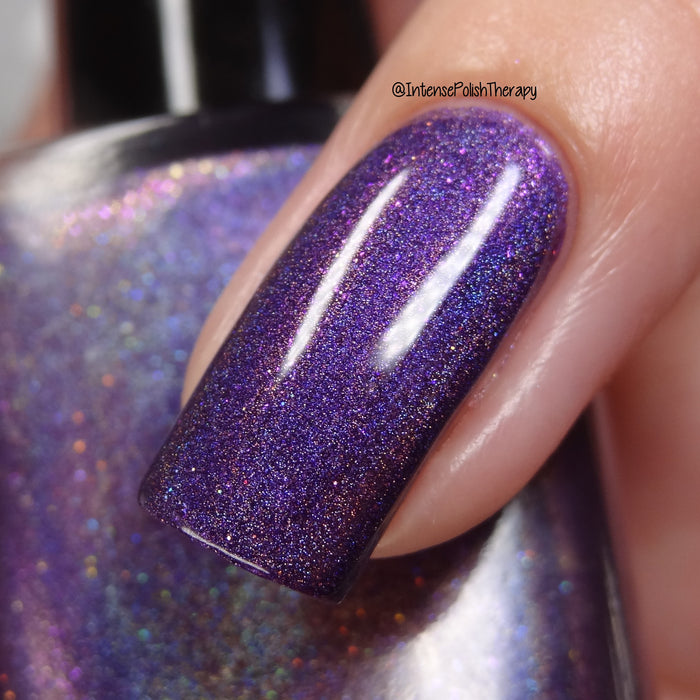 A boozed ego - (1 bottle) Fall Holo Fun, August 2019