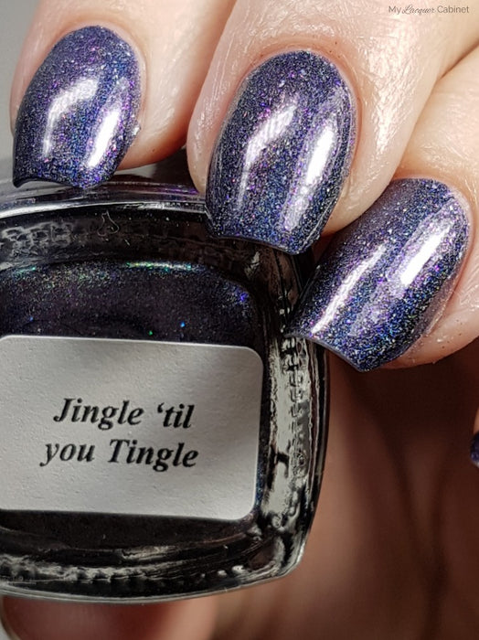 Jingle til you Tingle, December 2017 (1 Bottle)