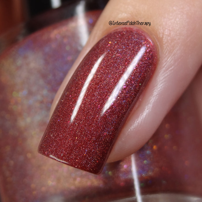 Rubbing Elbooze - (1 bottle) Fall Holo Fun, August 2019