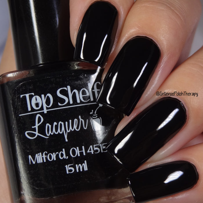 Top Shelf Noir Creme, May 2019 (1 bottle)