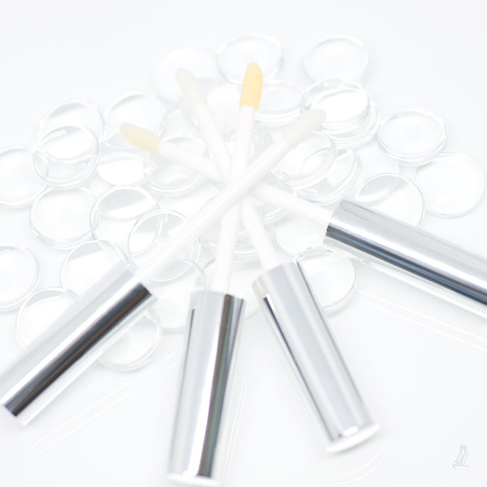 Four pack - Almond, Peach, Pineaepple & Mint Scents (4 Doe Foot 8 ml Applicator Tubes)
